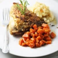 Easy rosemary chicken