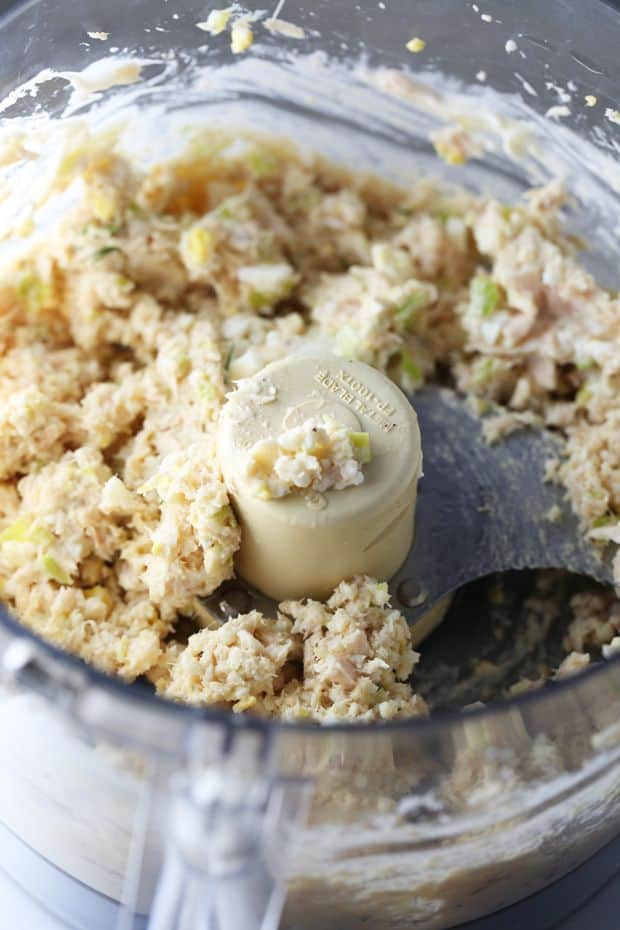 Healthy tuna salad recipe with egg food flavorz healthy tuna salad recipe with egg food processor done forumfinder Gallery
