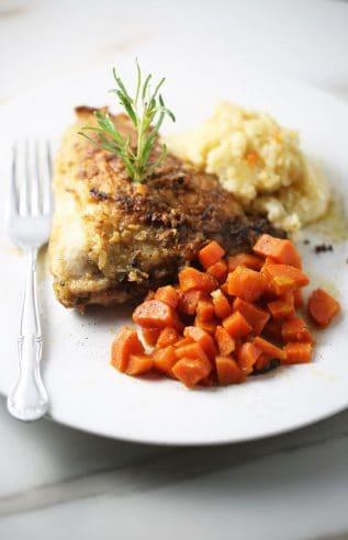 Easy rosemary chicken