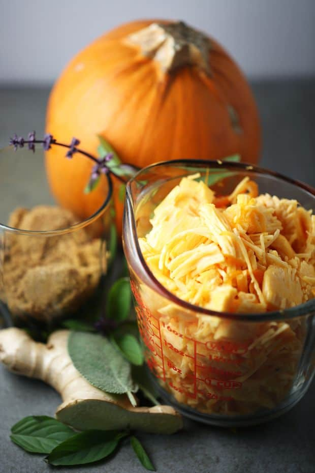 healthy pumpkin soup ingredients