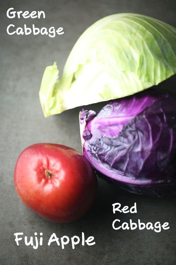 coleslaw recipe cabbage apple